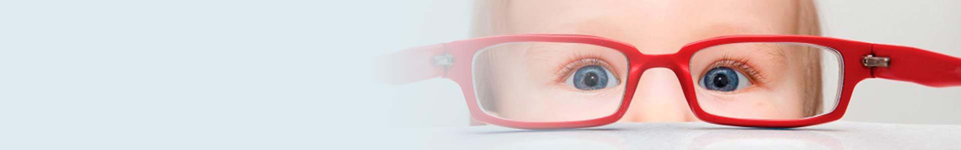 gafas graduadas para bebés y niños pequeños