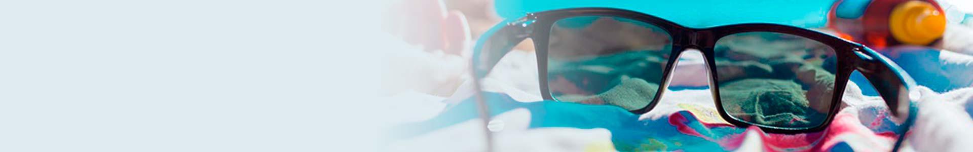 gafas de sol con lentes graduadas