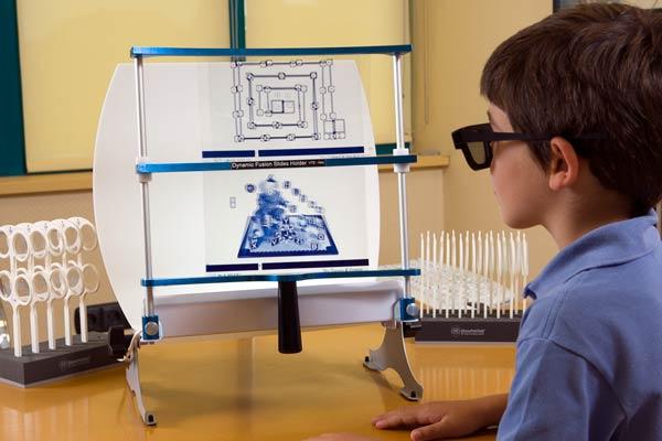 terapia visual niños