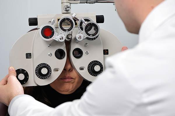 centro óptico y optometrista